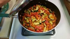 veggie experiment