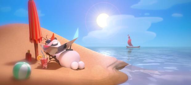 Olaf summertime